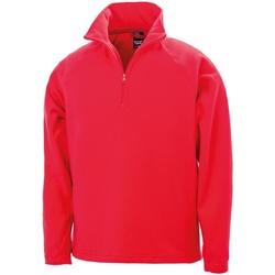Vêtements Homme Polaires Result Micron Rouge