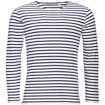 Vêtements Homme Toutes les catégories Sols 01402 Blanc/Bleu marine