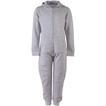 Vêtements Enfant Combinaisons / Salopettes Skinni Fit Minni Gris