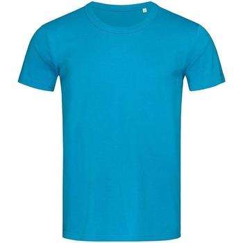 Vêtements Homme T-shirts manches courtes Stedman Stars Stars Turquoise