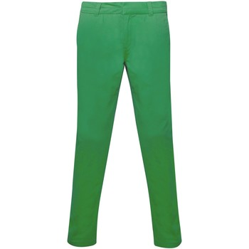 Vêtements Femme Chinos / Carrots Asquith & Fox Chino Vert