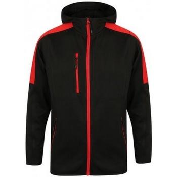 Vêtements Homme Coupes vent Finden & Hales Active Noir / rouge