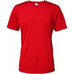 Vêtements Homme T-shirts manches courtes Gildan 46000 Rouge écarlate