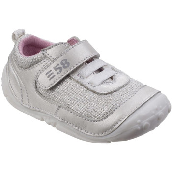 Chaussures Fille Baskets basses Hush puppies Livvy Argenté