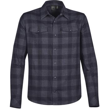 Vêtements Homme Chemises manches longues Stormtech Logan Bleu marine