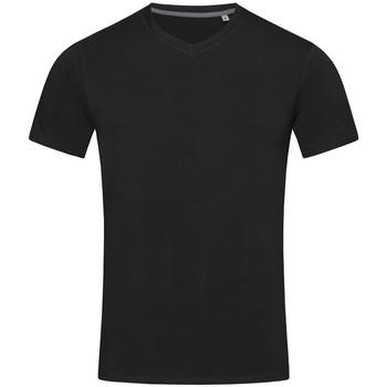Vêtements Homme T-shirts manches courtes Stedman Stars Clive Noir