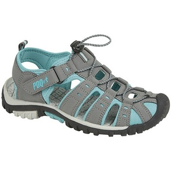 Chaussures Femme Sandales sport Pdq Toggle Gris/Jade