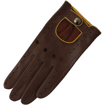 Accessoires textile Femme Gants Eastern Counties Leather Driving Marron/ Ocre