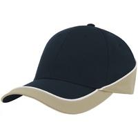 Accessoires textile Casquettes Atlantis Racing Bleu marine / beige