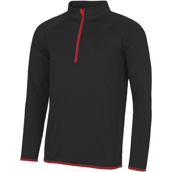 Vêtements Homme Sweats Awdis JC031 Noir/Rouge