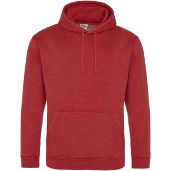 Vêtements Sweats Awdis Washed Rouge délavé