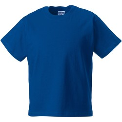 Vêtements Enfant T-shirts manches courtes Jerzees Schoolgear Classics Bleu roi vif