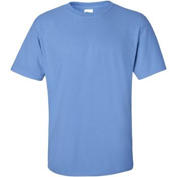 Vêtements Homme T-shirts manches courtes Gildan Ultra Bleu