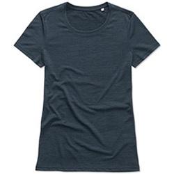Vêtements Femme T-shirts manches courtes Stedman Active Bleu marine