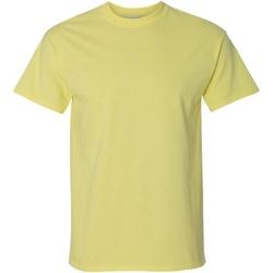 Vêtements Homme T-shirts manches courtes Gildan Ultra Maïs