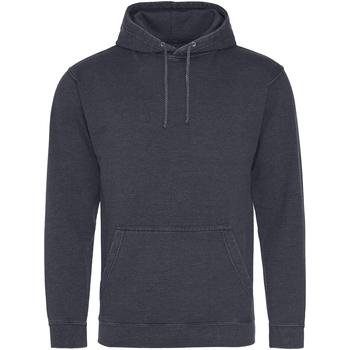 Vêtements Sweats Awdis Washed Bleu marine délavé