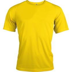 Vêtements Homme T-shirts manches courtes Kariban Proact Proact Jaune