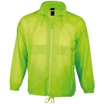 Vêtements Coupes vent Sols Surf Vert clair