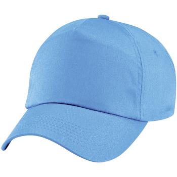 Accessoires textile Enfant Casquettes Beechfield Baseball Bleu ciel
