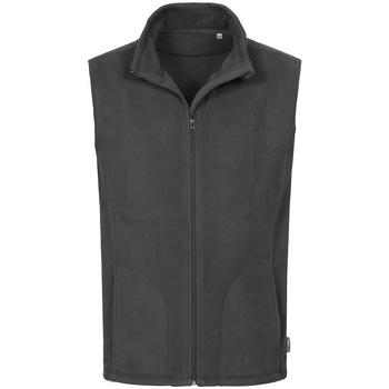 Vêtements Homme Gilets / Cardigans Stedman Active Gris