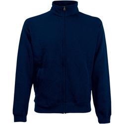 Vêtements Homme Vestes de survêtement Fruit Of The Loom 62230 Bleu marine