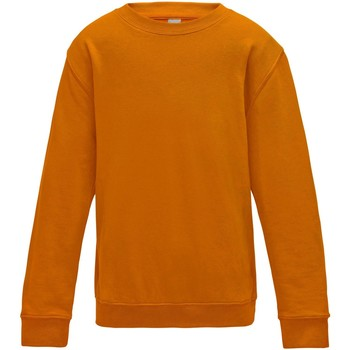 Vêtements Enfant Sweats Awdis Plain Orange pressée