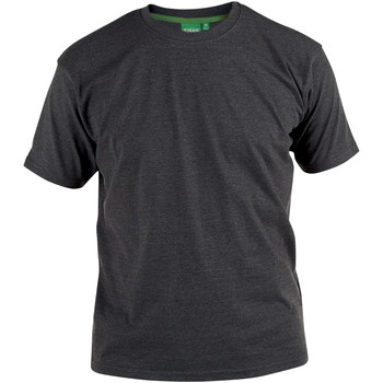 Vêtements Homme T-shirts manches courtes Duke Flyers-2 Gris foncé