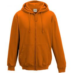 Vêtements Homme Sweats Awdis Hooded Orange pressée