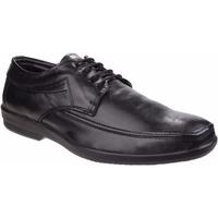 Chaussures Homme Derbies Fleet & Foster Oxford Noir