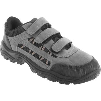 Chaussures Homme Randonnée Dek Ascend Gris/Noir