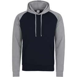 Vêtements Homme Sweats Awdis Hooded Bleu marine / gris