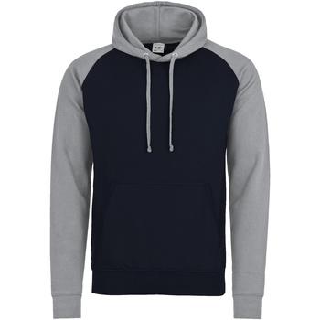 Vêtements Homme Sweats Awdis Hooded Bleu marine / gris
