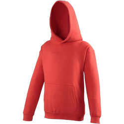 Vêtements Enfant Sweats Awdis Hooded Rouge feu