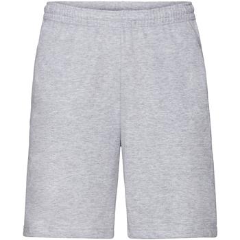 Vêtements Homme Shorts / Bermudas Fruit Of The Loom 64036 Gris