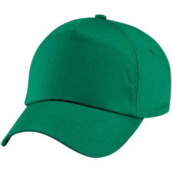 Accessoires textile Enfant Casquettes Beechfield Baseball Vert tendre