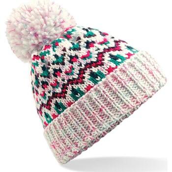 Accessoires textile Bonnets Beechfield Blizzard Sorbet