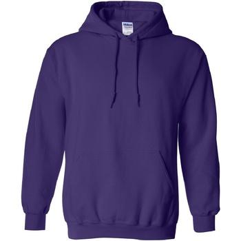 Vêtements Sweats Gildan Hooded Violet foncé