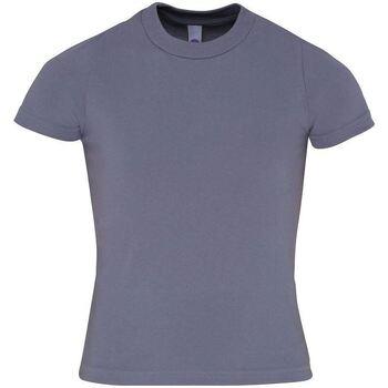 Vêtements Enfant T-shirts manches courtes American Apparel AA057 Gris foncé