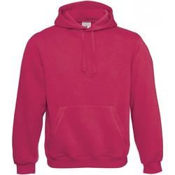 Vêtements Homme Sweats B And C WU620 Fuchsia