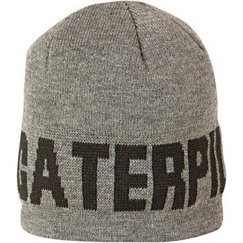 Accessoires textile Bonnets Caterpillar 1128043 Branded Cap Gris