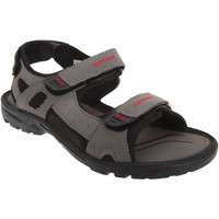 Chaussures Homme Sandales sport Pdq  Noir/Gris