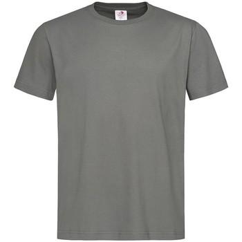 Vêtements Homme T-shirts manches courtes Stedman Comfort Gris foncé