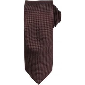 Vêtements Homme Cravates et accessoires Premier Waffle Marron