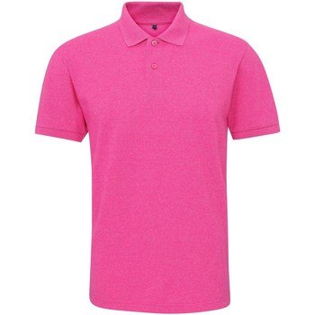 Vêtements Homme Polos manches courtes Asquith & Fox Twisted Rose