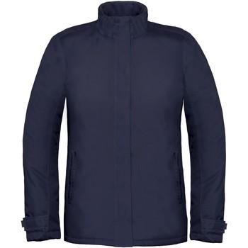 Vêtements Femme Coupes vent B And C Real+ Bleu marine