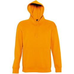 Vêtements Homme Sweats Sols Hooded Orange