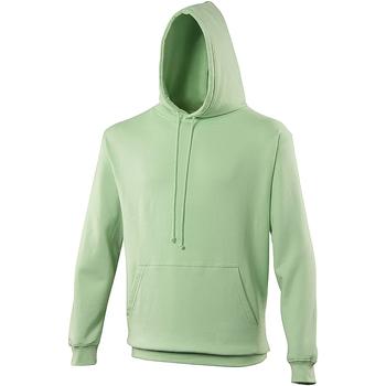 Vêtements Sweats Awdis College Vert pomme