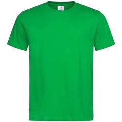 Vêtements Homme T-shirts manches courtes Stedman Classics Vert