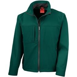 Vêtements Homme Polaires Result R121M Vert bouteille