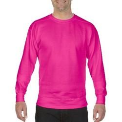Vêtements Homme Sweats Comfort Colors CO040 Rose